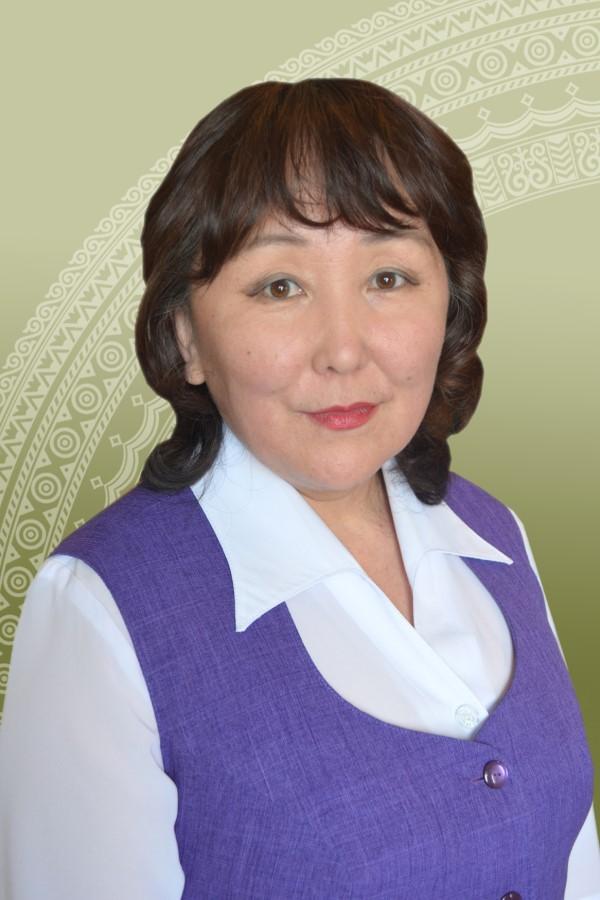 Семенова Валентина Егоровна