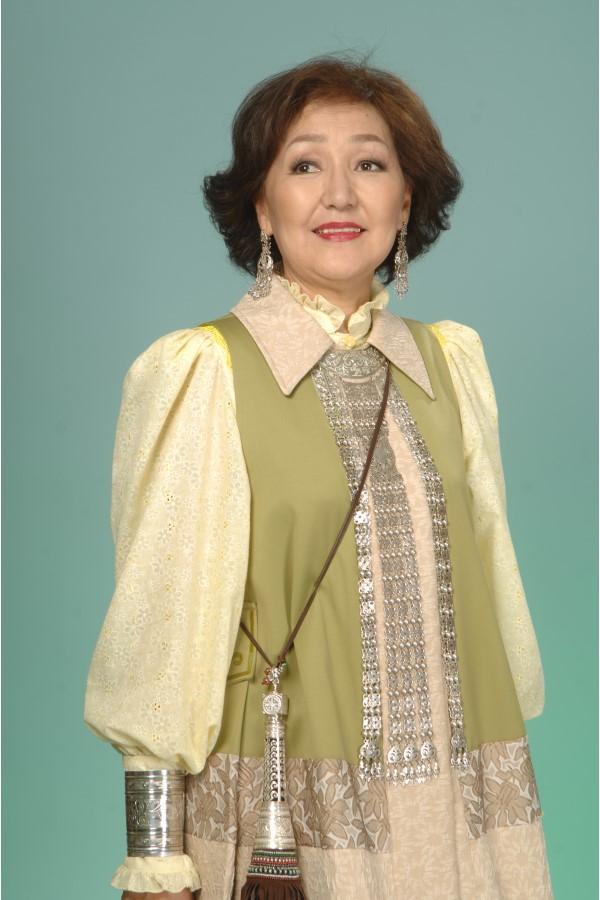 Захарова Ирина Дмитриевна
