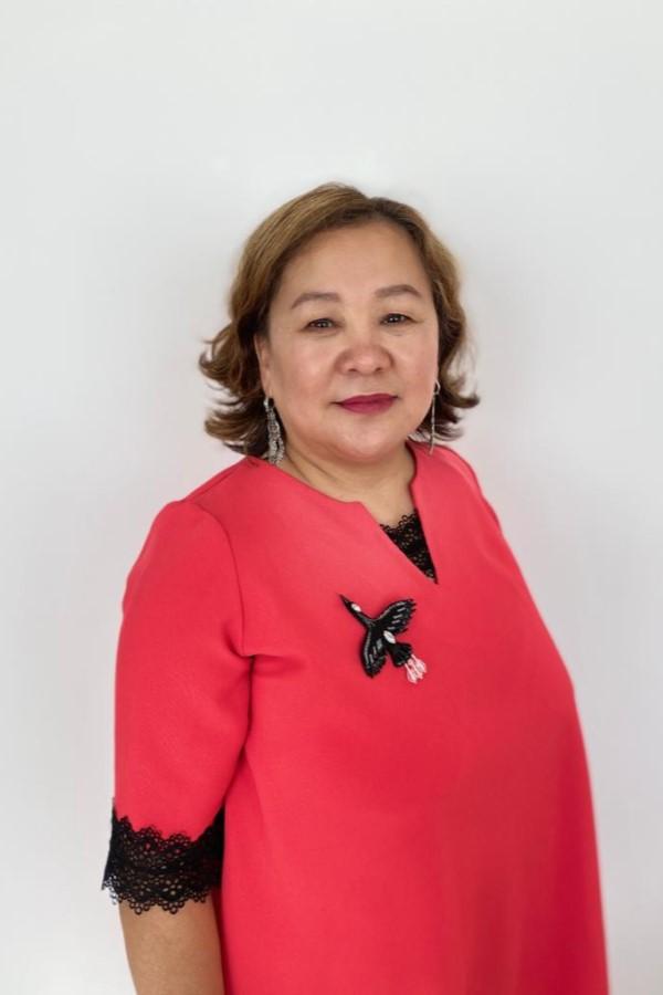 Максимова Аэлита Захаровна