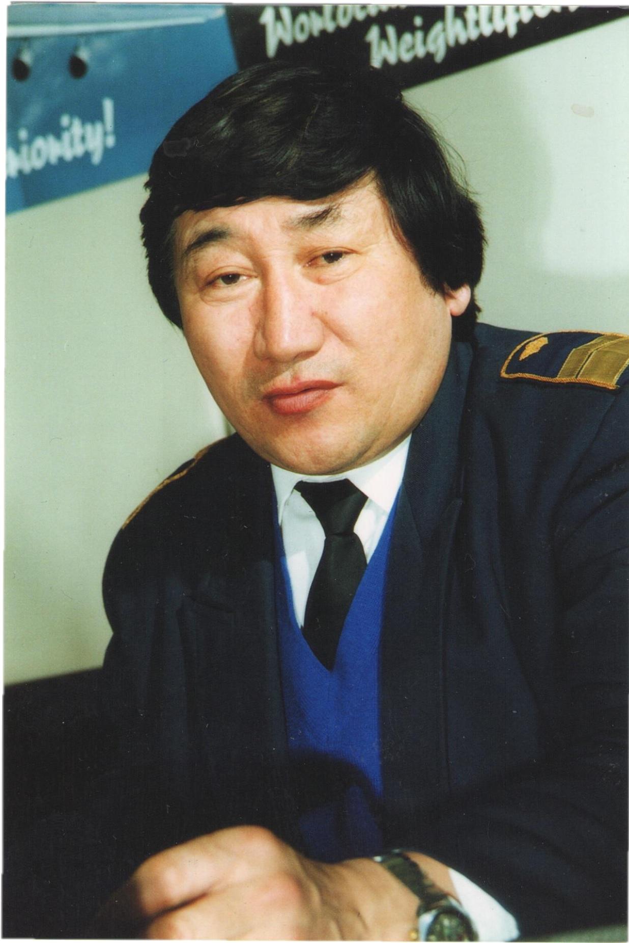 Стручков Владимир Гаврильевич