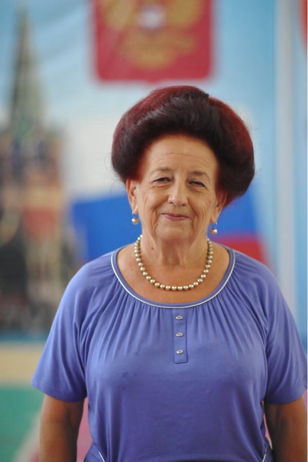 Галина Андреевна Чуприна