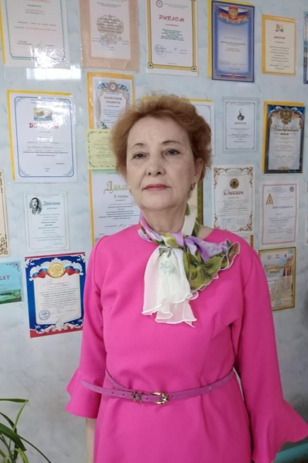 Макарова Галина Степановна