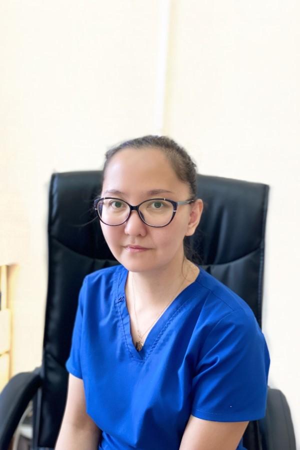 Михайлова Ольга Олеговна